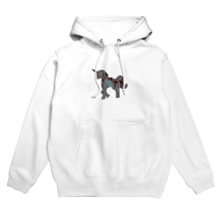 Aqua UNICORN Hoodies