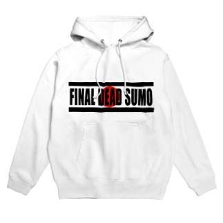 FINAL DEAD SUMO Hoodies