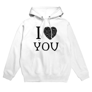 I【♡?】YOU Hoodies