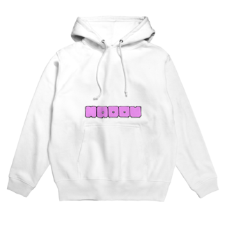 ema ショップのロゴ HAPPY Hoodies