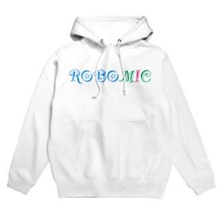 ROBOMIC Hoodies