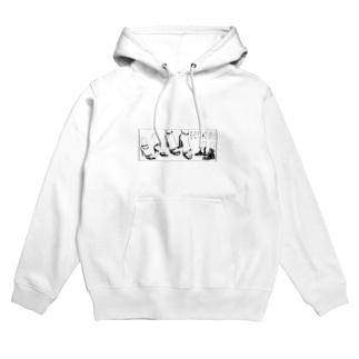 shoes Hoodies
