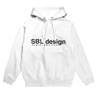SBL design Hoodies