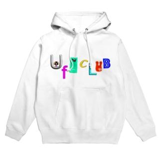 酒井いぶき x U.F.O.CLUBオリジナルパーカー Hoodies