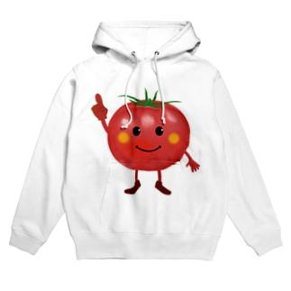 トマトちゃん Hoodies