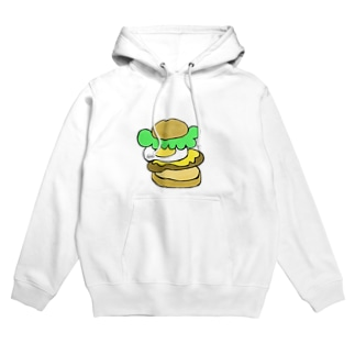 burgerburger Hoodies