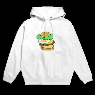 ICONのburgerburger Hoodies