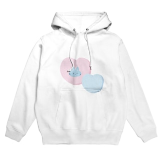 HEART CANDY Hoodies