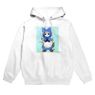 青ずきん猫ちゃん Hoodies