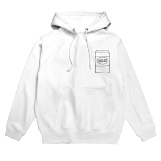 MILK PACK Hoodies