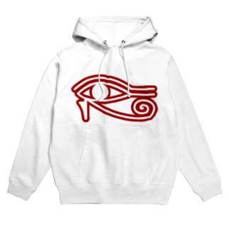 Eye_of_Horus Hoodies