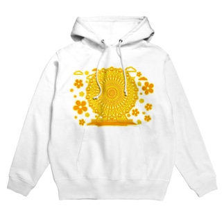 Ferris_Wheel Hoodies