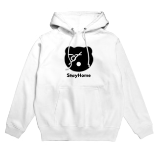 sugomoriくま(StayHome) Hoodies