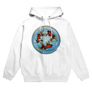 FISHBOWL Hoodies
