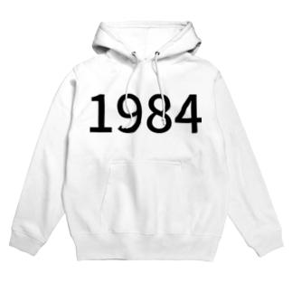 1984 Hoodies