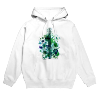 Gold_Experience Hoodies