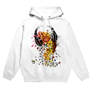 Whistle_A_Tune Hoodies