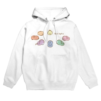 360°rabbits Hoodies