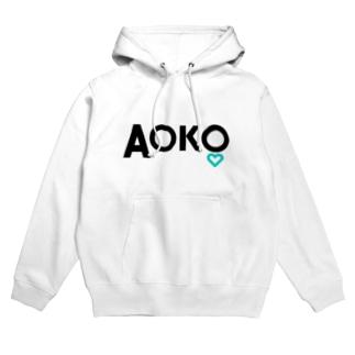 """""""AOKO"""" Series Hoodies"""