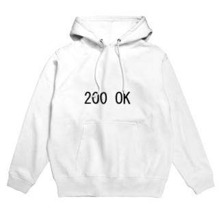 HTTP 200 OK Hoodies