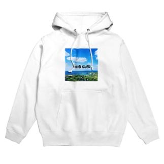 YORON Island(与論島) Hoodies
