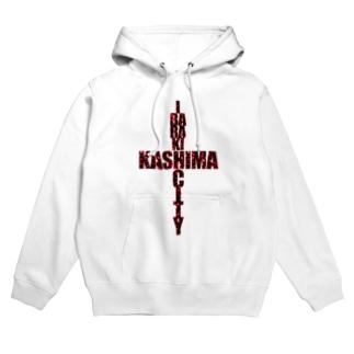 IBARAKI KASHIMA CITY Ver.3 Hoodies