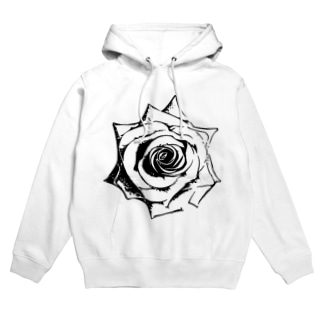 Rose Hoodies