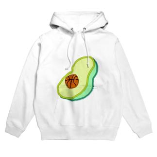 Basketabo/バスケタボ Hoodies