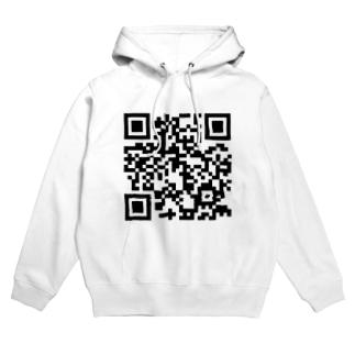 Resenarer website QRcord Hoodies