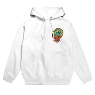 P hoodie Hoodies