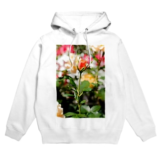 FLOWERS-蕾- Hoodies