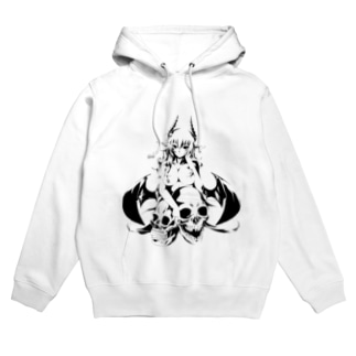 smiley Devil Hoodies