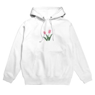 tulip Hoodies