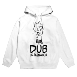 DUB ORIGINATOR Hoodies