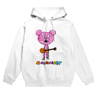 manmancer official goods Hoodies