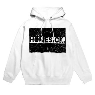 homesick.(スペースver.) Hoodies