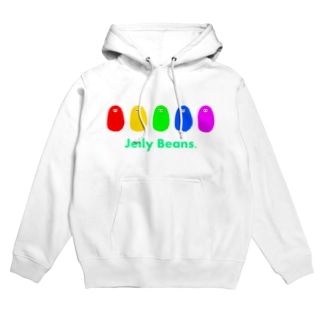 Jelly Beans. Hoodies