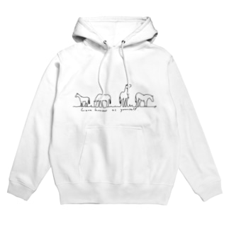 Love horses as yourself. Hoodies