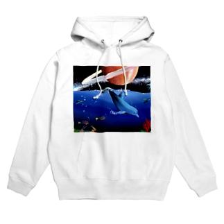 Saturn Hoodies