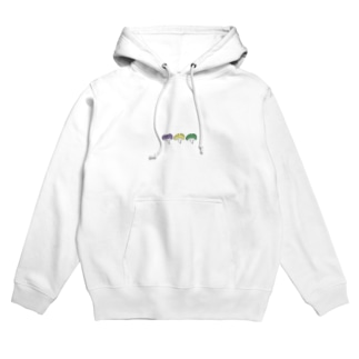 やばいきのこ。 Hoodies