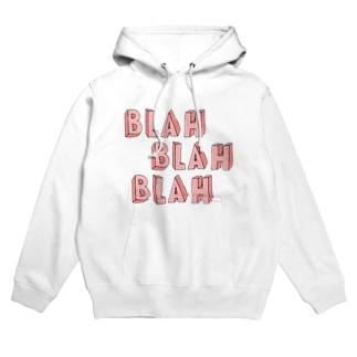 BLAH BLAH BLAH Hoodies