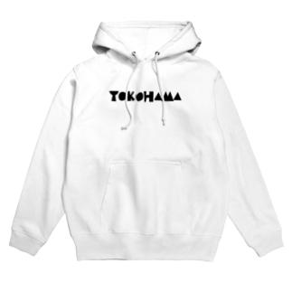 YOKOHAMA Hoodies