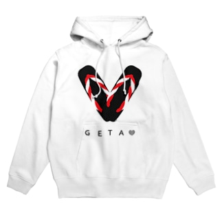 GETA LOVE Hoodies