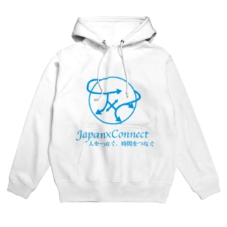 Japan×Connectグッズ Hoodies