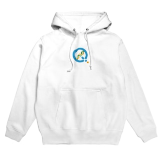 KagaQ公式Logo Hoodies