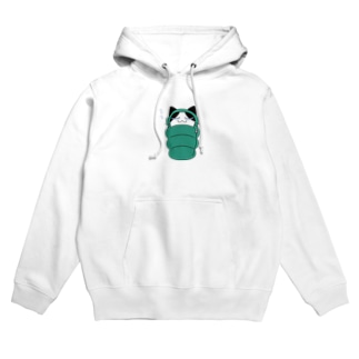 TK-marketのおやすみ猫 Tシャツ Hoodies