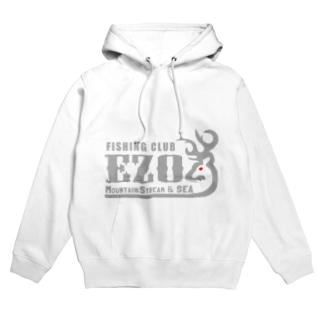 EZO FISHING Hoodies