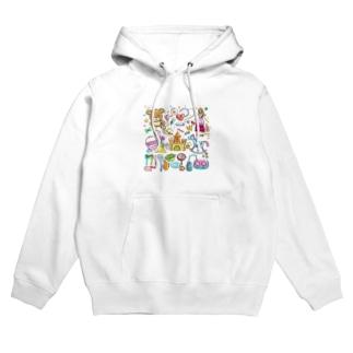 TK-marketのキッズ Tシャツ Hoodies
