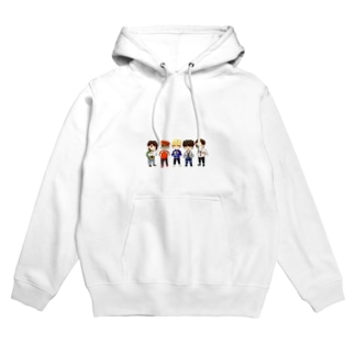 solo day b1a4 Hoodies
