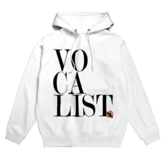 Vocalist Black Hoodies